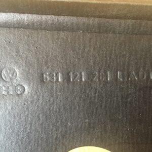 Radiator Side Card 531121281L