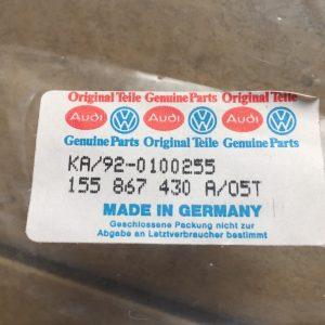 Cabriolet Boot Trim 155867430 A