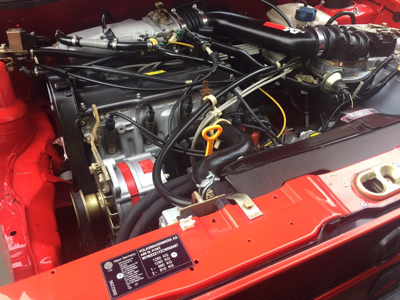 Mk1 Golf Reproduction VIN Plate