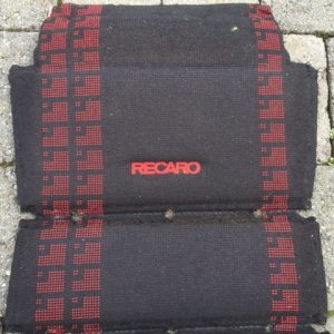 Sportline Recaro Seat material