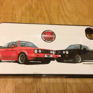 iPhone 4/4s MK1 Sportline Hard Cover