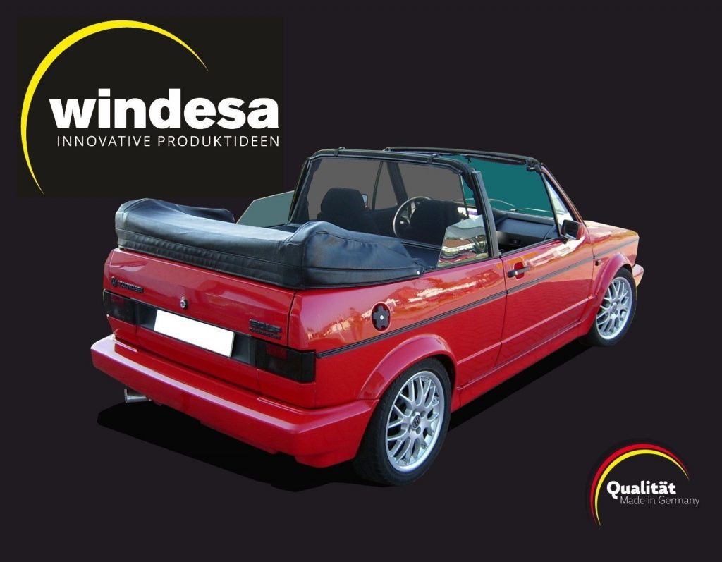 XL & M Cabriolet Wind Deflectors back in stock...