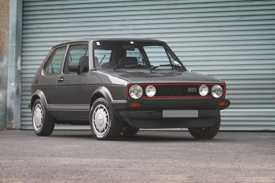 How to identify a 1983 Volkswagen Golf MK1 GTI Campaign