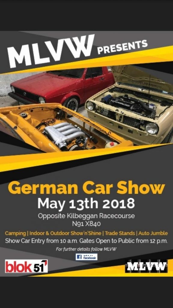 MLVW Show 13th May 2018