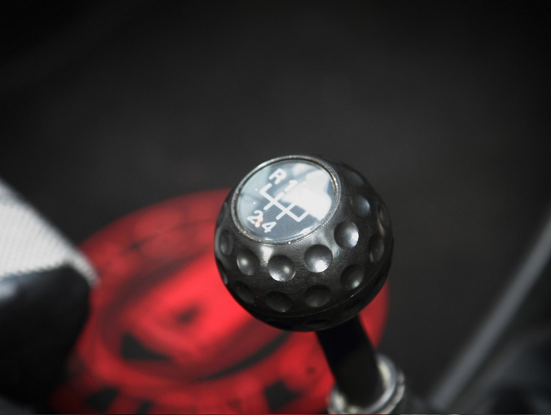 Interior Features - Volkswagen Golf GTI MK1 Campaign Edition (Part 2)