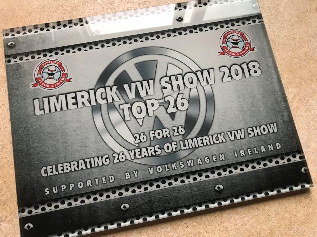 Limerick VAG Show Pictures