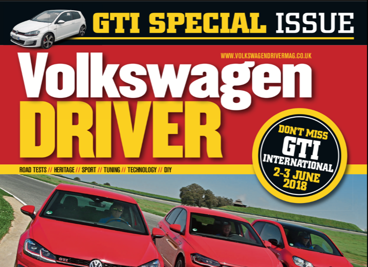 Volkswagen Driver - GTI Special Issue - June 2018