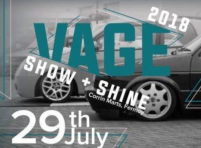 VAGE Show & Shine 2018