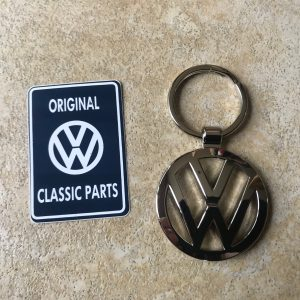 VW Chrome Keyring – VW Golf 1 524fac5c2