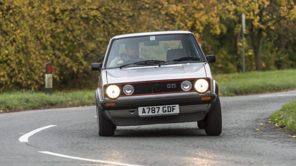Top Gear Review - Volkswagen Golf GTi Mk1