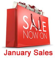January Sale...