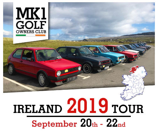 Ireland Tour - Donegal 2019