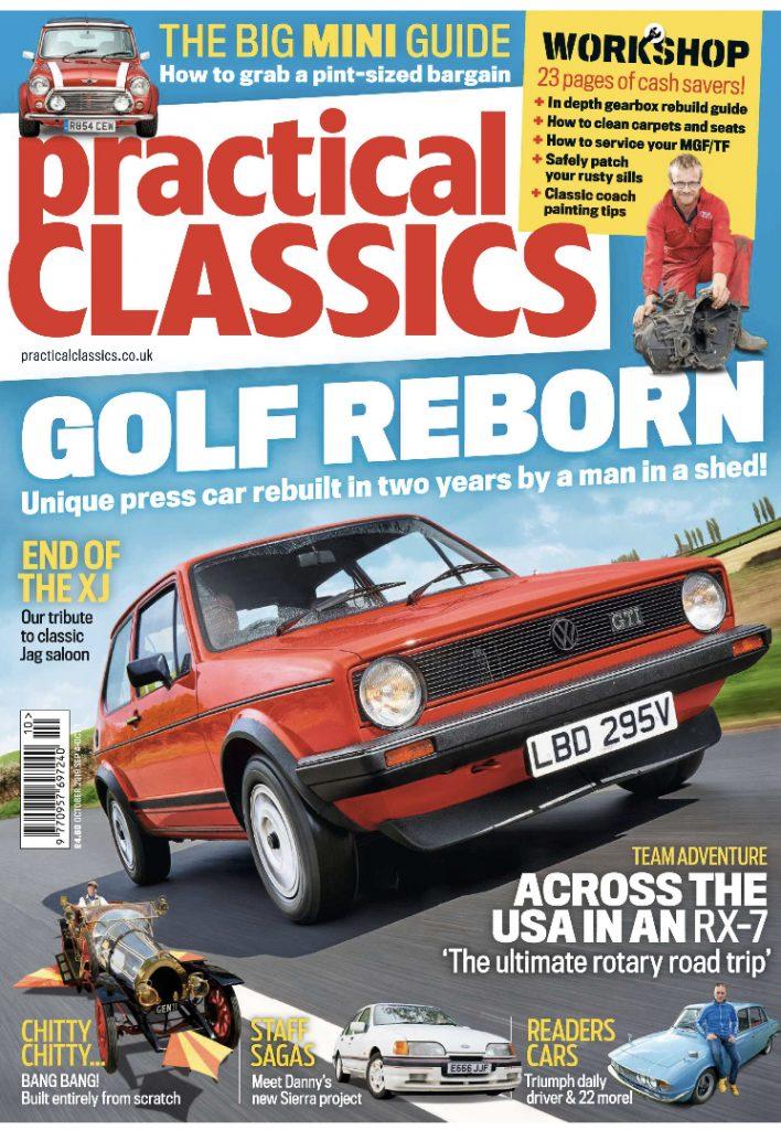 Practical Classics October Issue 2019