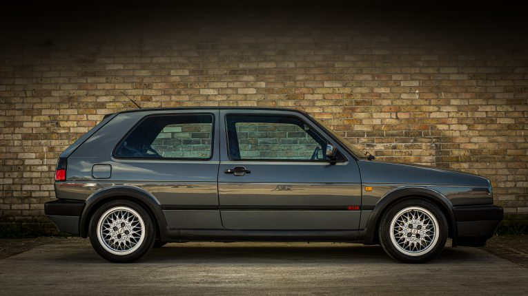 Mk2 Golf GTi – Hot Hatch Perfection