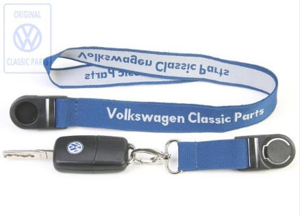 Free Lanyard on Orders in May over €100