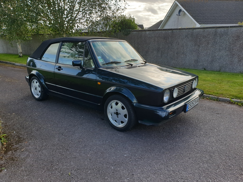 Golf Classicline FOR SALE - Small Mileage