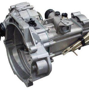 Gearbox & Driveshafts