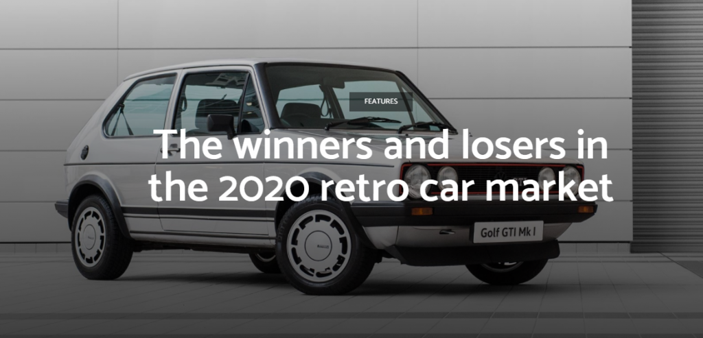 Winner and losers in the car market survey...
